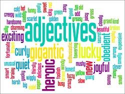 Прилагательные в английском языке