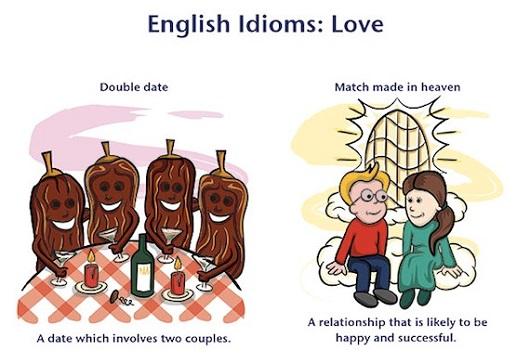English Idioms (Love)