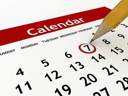 Даты в английском языке
