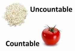 Исчисляемые (Countable) и неисчисляемые (uncountable) существительные