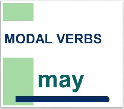 Modal Verbs (may)