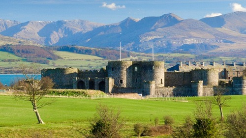 Замок Beaumaris