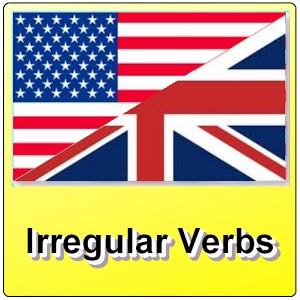 Неправильные глаголы в английском