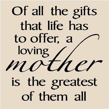 Рассказ про маму