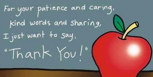 Благодарственное письмо