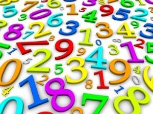 Числа на английском (упражнение)