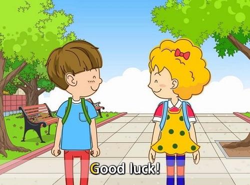 Пожелание удачи