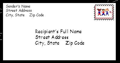 Адрес (схема)