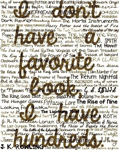 Цитата про книги на английском