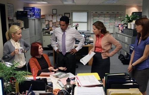 Спор между коллегами