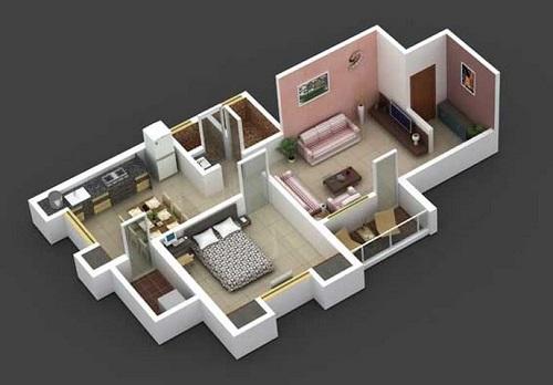 Квартира изнутри