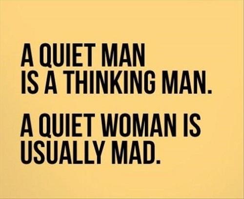 Цитата про мужчин и женщин