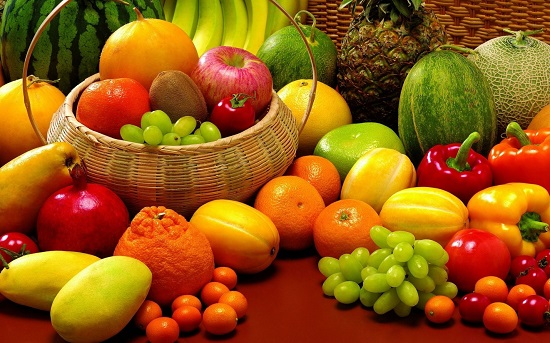 Какие фрукты изображены на рисунке?