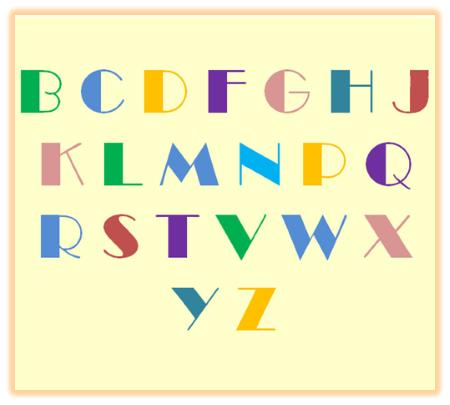 согласные буквы